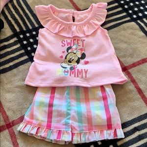 Disney baby outfit